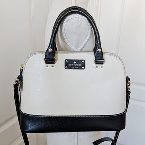 100% Cow Leather Authentic Kate Spade Wellesley